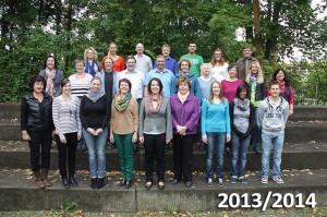 Lehrerfoto 2013-2014
